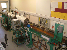 University of Kent light gas gun